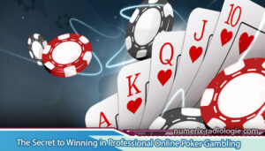 The-Secret-to-Winning-in-Professional-Online-Poker-Gambling