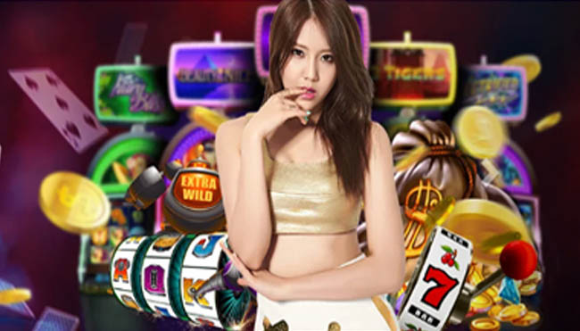 Excel from Online Slot Gambling Game Machines